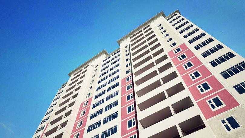 Объёмы ввода в эксплуатацию многоквартирных домов за полгода упали на 17%