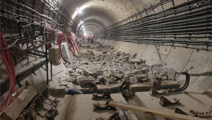 Бетон для метрополитена обойдется в 9 млн рублей