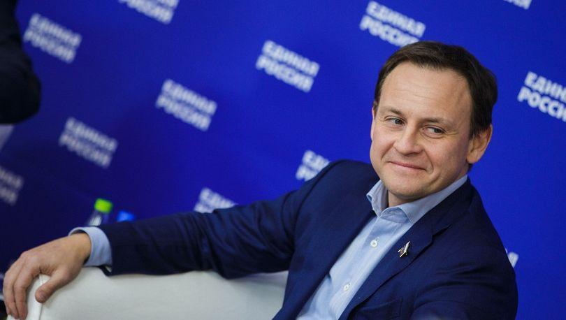 Депутат Сидякин