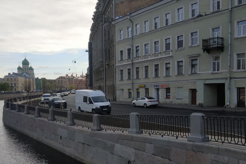 наб. Канала Грибоедова