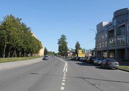Финляндскую улицу построит «Орион Плюс»