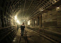 В Москве строят 35 станций метрополитена