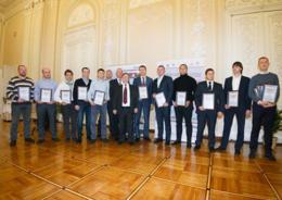 ЖК «Самоцветы» получил дипломом конкурса «Строймастер»