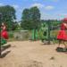 Новая спортивная площадка ― жителям Аврово