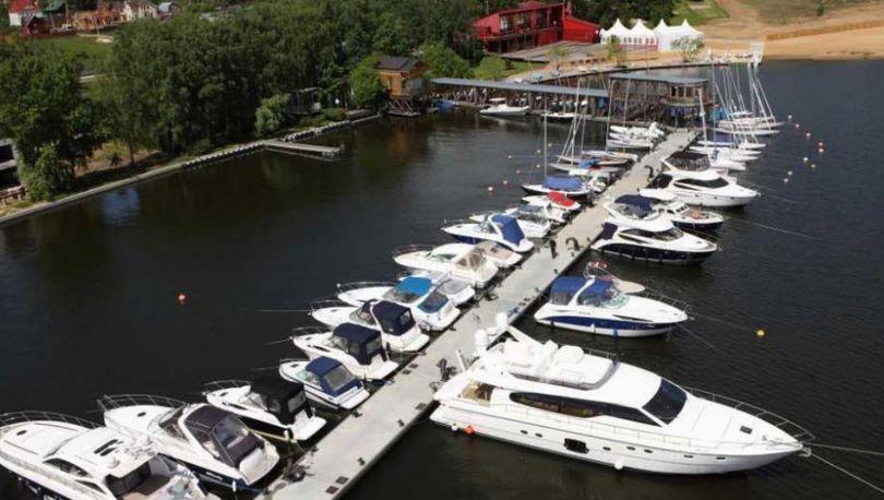 В Курортном районе планируется построить яхт – клуб