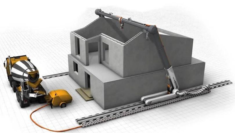 ГК ПИК намерена печать дома на 3D - принтере
