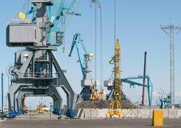 В Усть-Лугу могут вложить 500 млрд рублей