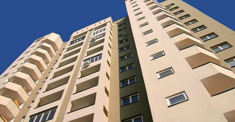 За декабрь в Петербурге ввели 752 тыс. кв. м жилья