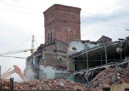 Холдинг RBI реконструирует башню Охтинской бумагопрядильной мануфактуры на территории строящегося ЖК
