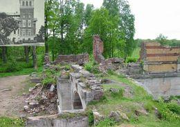 В Петергофе восстановят Нижнюю дачу Николая II