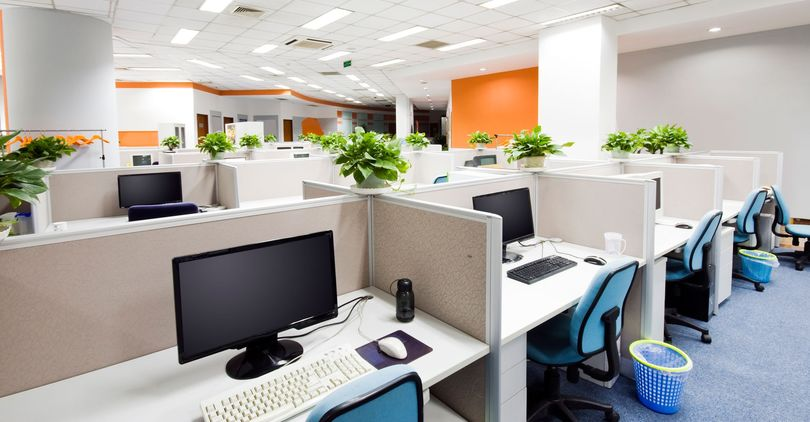 Объем предложения офисов превысил 4 тыс. кв.м.