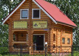 Выставочные коттеджи компании «Русский дом-Интер» пустят с молотка