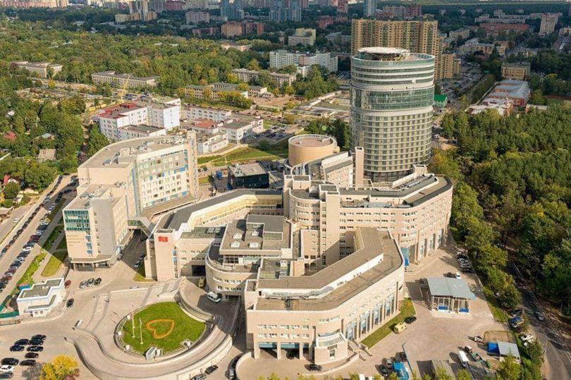 Центр им. Алмазова