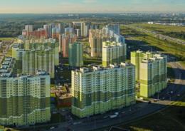 Введены восемь корпусов в проекте «Новая Охта»