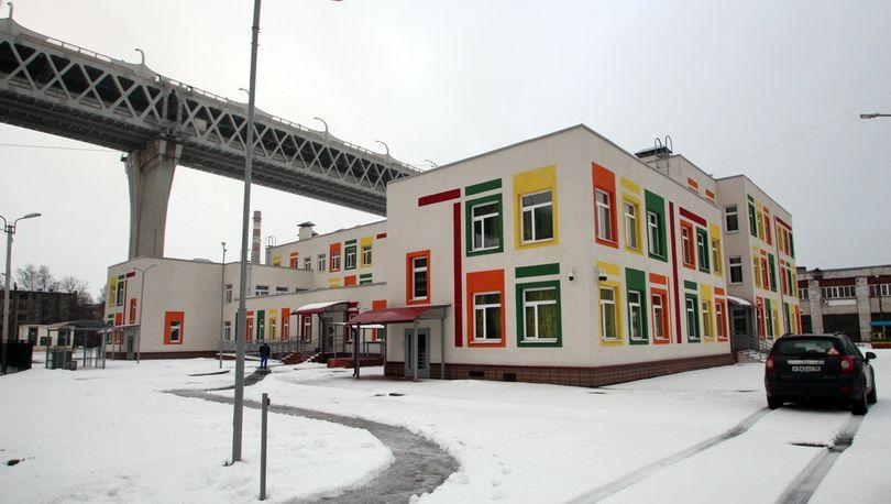 детский сад под ЗСД