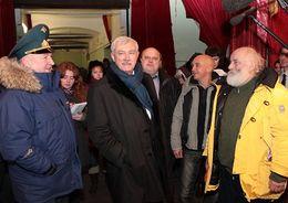 Губернатор Полтавченко войдет в состав попечительского совета Цирка на Фонтанке