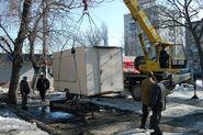 Полтавченко: Работа по ликвидации незаконных ларьков будет продолжена