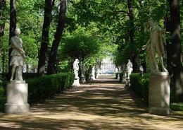 Вход в Летний сад все же может стать платным