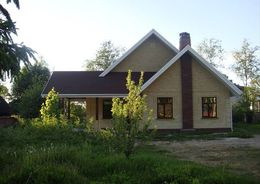Покупатели загородной недвижимости предпочитают готовые дома