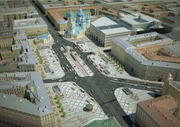 Проект реконструкции транспортного узла Сенной площади будет скорректирован
