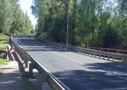 мост через реку Унтерниска