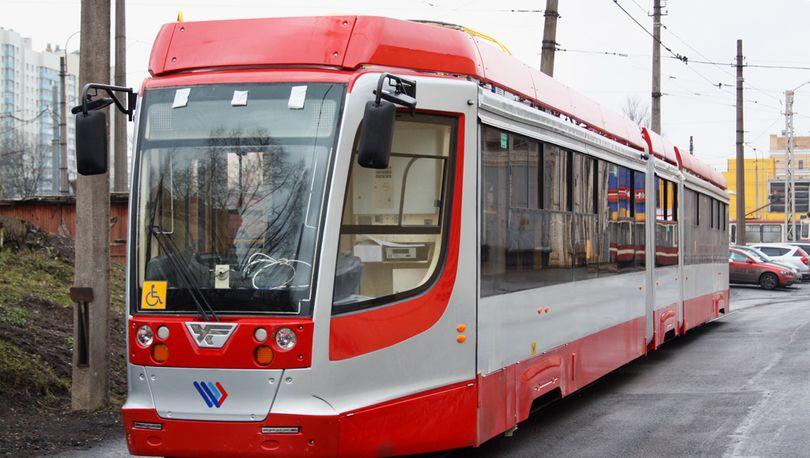 Смольный предоставил участок для строительства  частного трамвайного парка