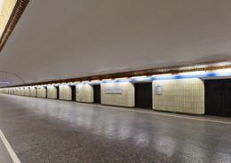 метро Московская