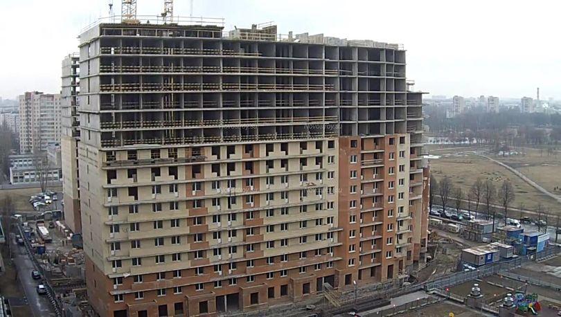 Строительство «Кристалл-Полюстрово» завершат в декабре