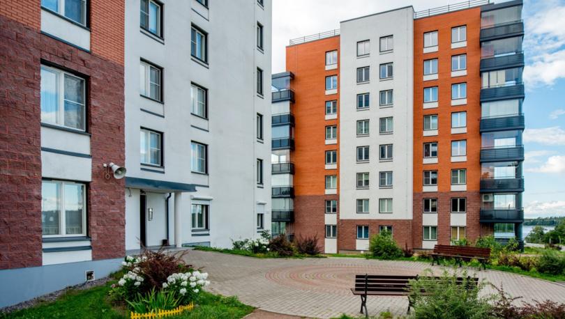 Строительство домов в «Малой Финляндии» завершится к концу года