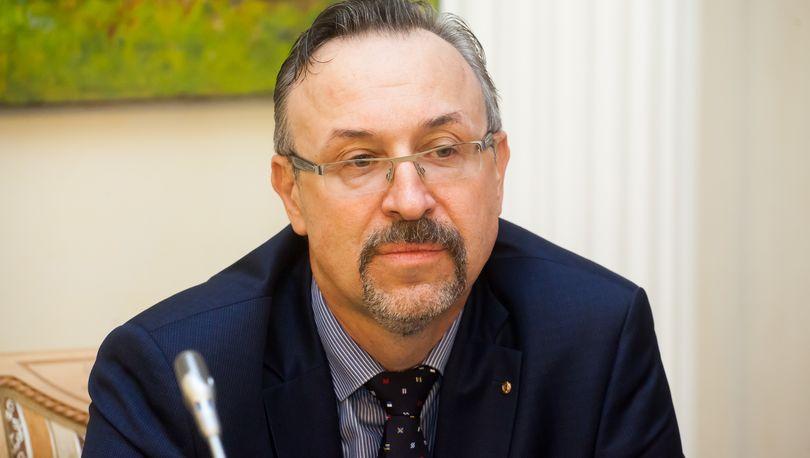 генеральный директор архитектурного бюро «А.Лен» Сергей Орешкин