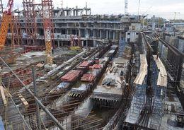 Строительство стадиона на Крестовском острове будет на особом контроле