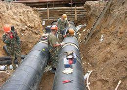 Водоканал начинает реконструкцию водопровода в Петроградском районе
