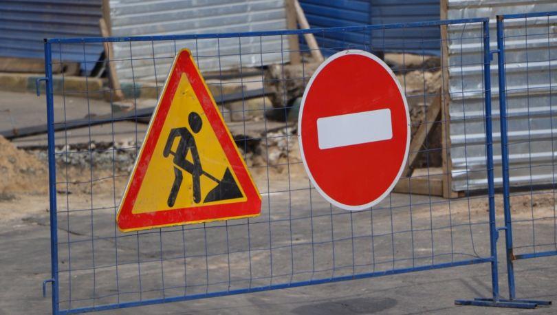Проезд почасти набережной Фонтанки ограничат практически намесяц