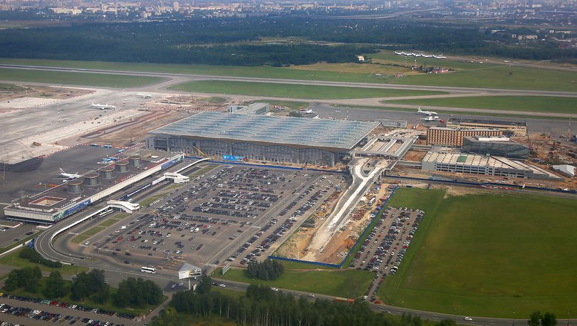 Перрон № 3 аэропорта «Пулково» ожидает реконструкция