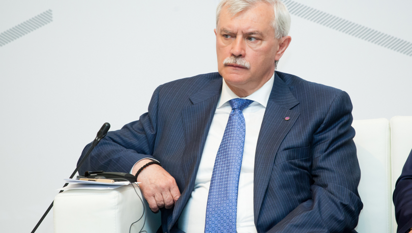 Полтавченко: Город продолжит курс снижения административных барьеров