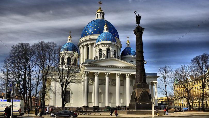 Завершена реставрация Троицкого собора