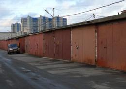 В Приморском районе начался снос гаражей