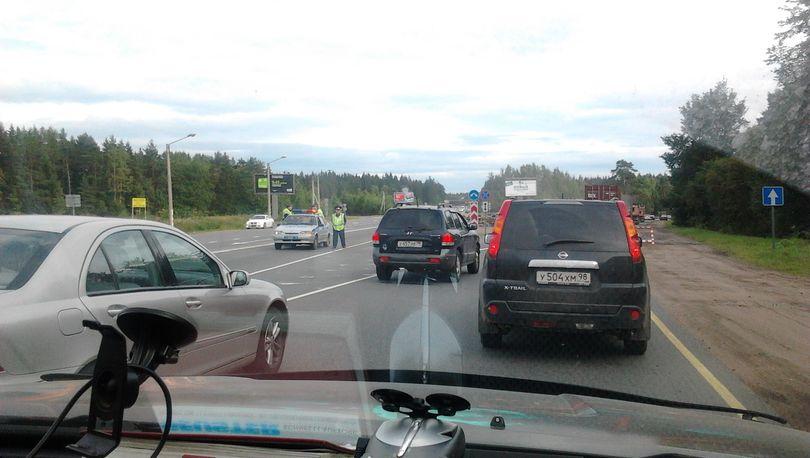 Завершена реконструкция  участка  трассы «Скандинавия»