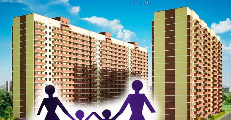 На жилье для молодых семей добавят 774 млн