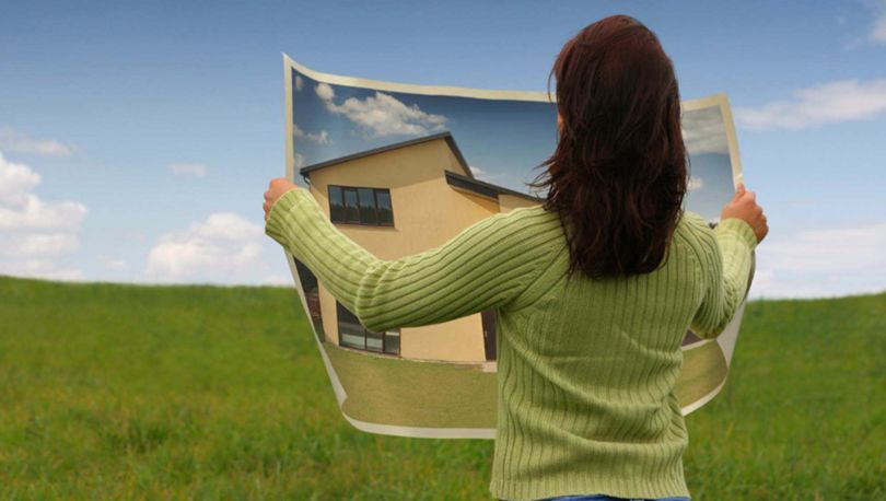 будущий дом