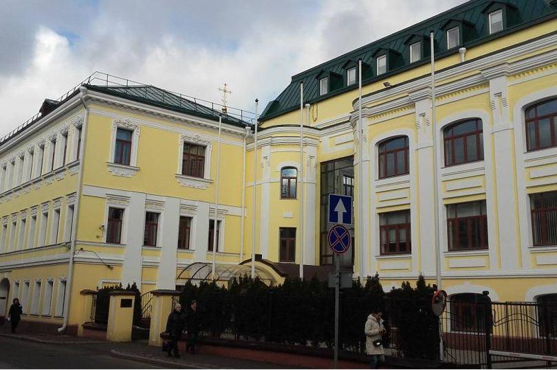 особняк у Кремля