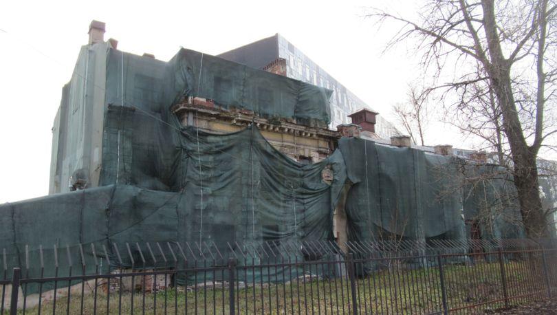Полюстровская трамвайная подстанция