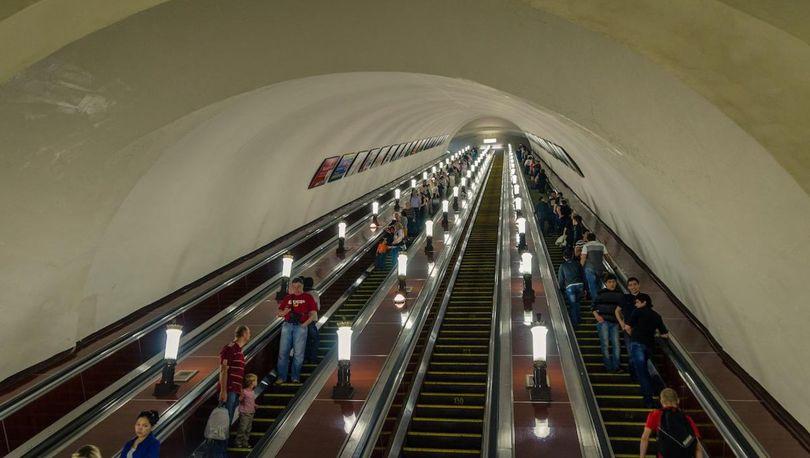 В метро модернизируют систему управления эскалаторами