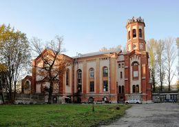 Начинается восстановление костела св. Марии