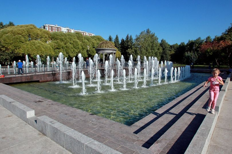 Любашинский сад