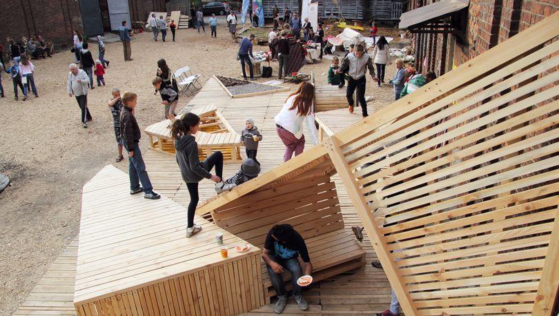 общественные пространства