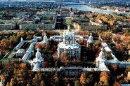 Ограду Смольного монастыря ждет реставрация