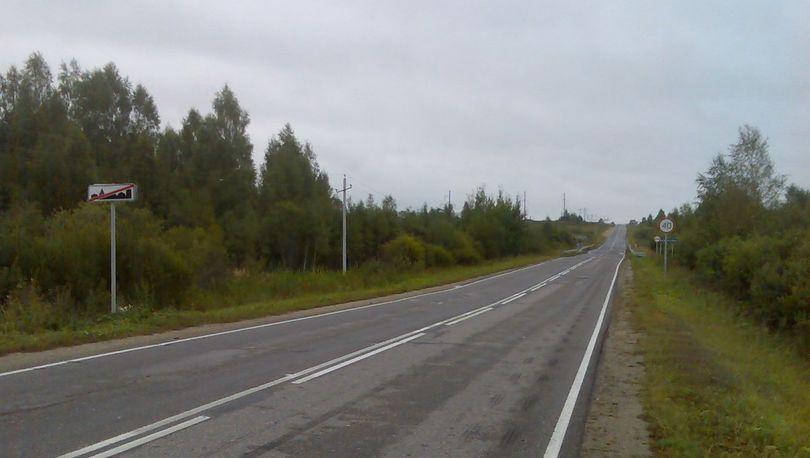 Мост на трассе А-119 отремонтируют вологжане