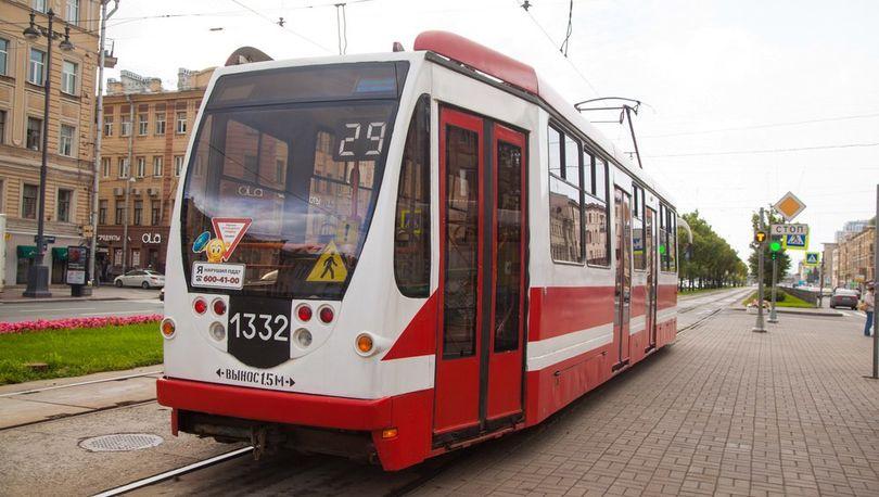 Запуск скоростного трамвая между Колпино и