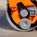 Ленобласть ремонтирует дорогу на Сосновый Бор